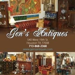 Photo Of Genu0027s Antiques   Houston, TX, United States