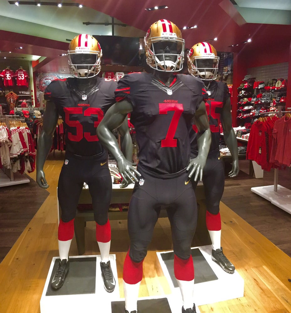Cheap 49ers Team Store Let's hope for a better year in 2016 Yelp  supplier