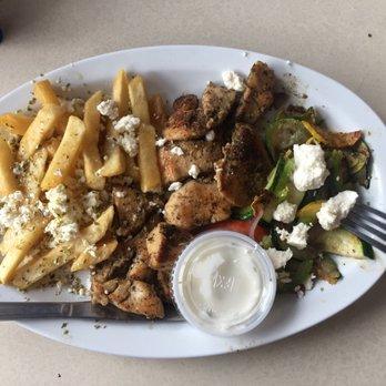 Cafe Greek Dallas Tx