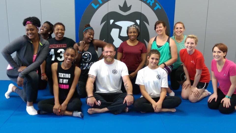 LionHeart Academy Martial Arts: 2670 Valleydale Rd, Hoover, AL