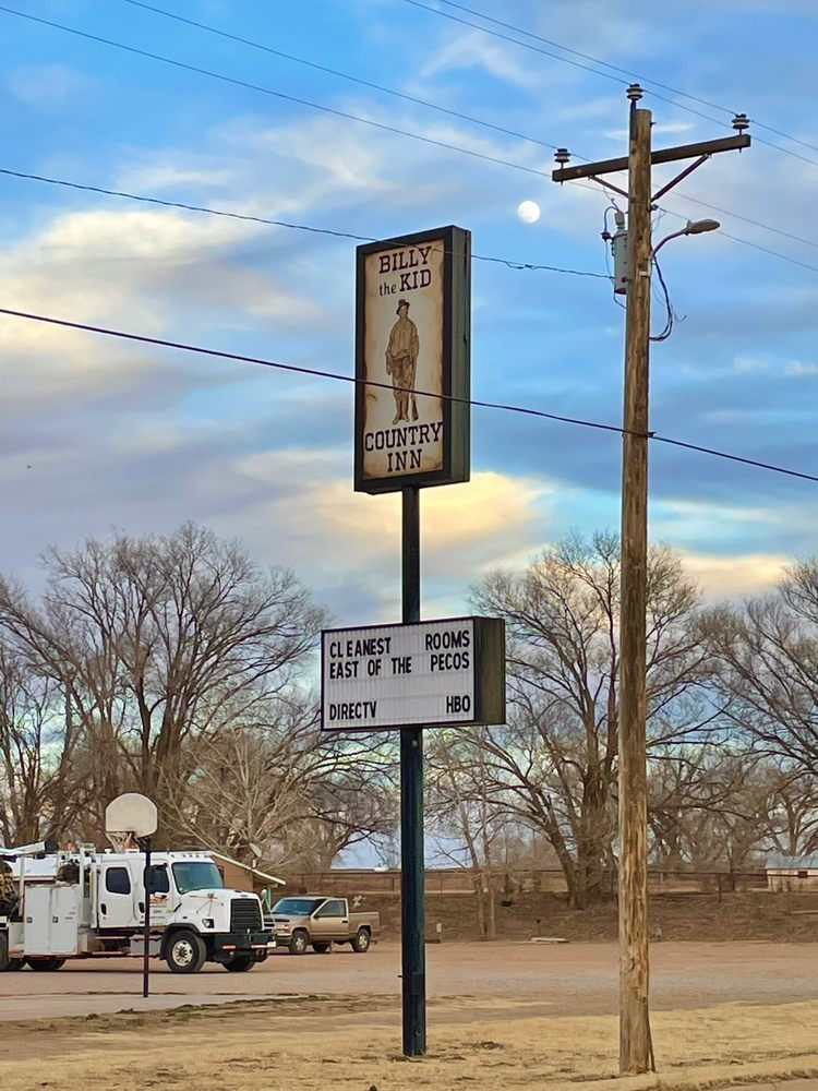 Billy the Kid Country Inn: 1700 E Sumner Ave, Fort Sumner, NM