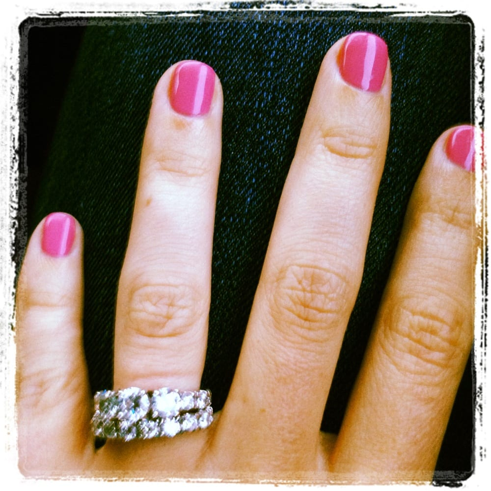 Gel mani yelp for Euphoria nail salon