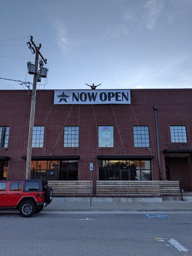 Starbuds Bricktown: 224 E Main St, Oklahoma City, OK