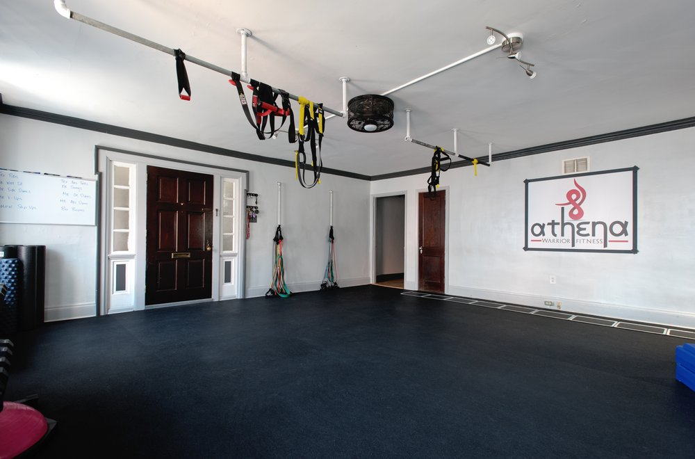 Social Spots from Athena Warrior Fitness
