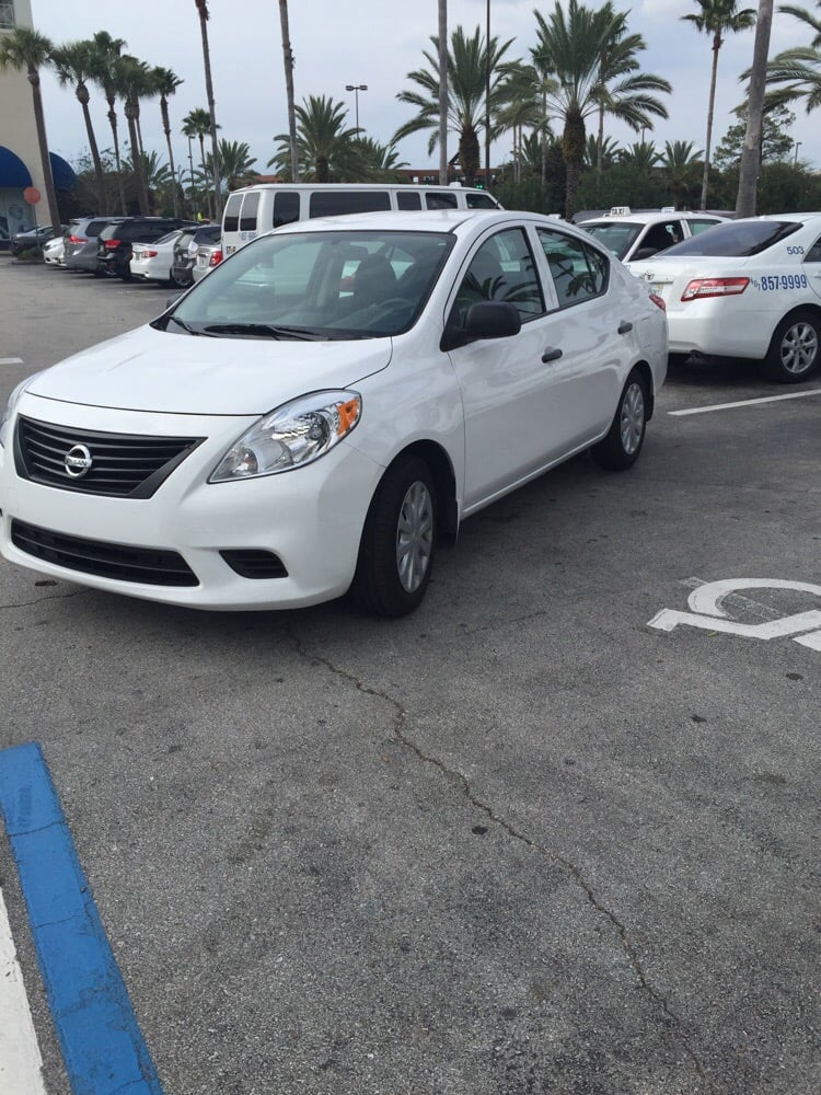 Fox Rent A Car Orlando