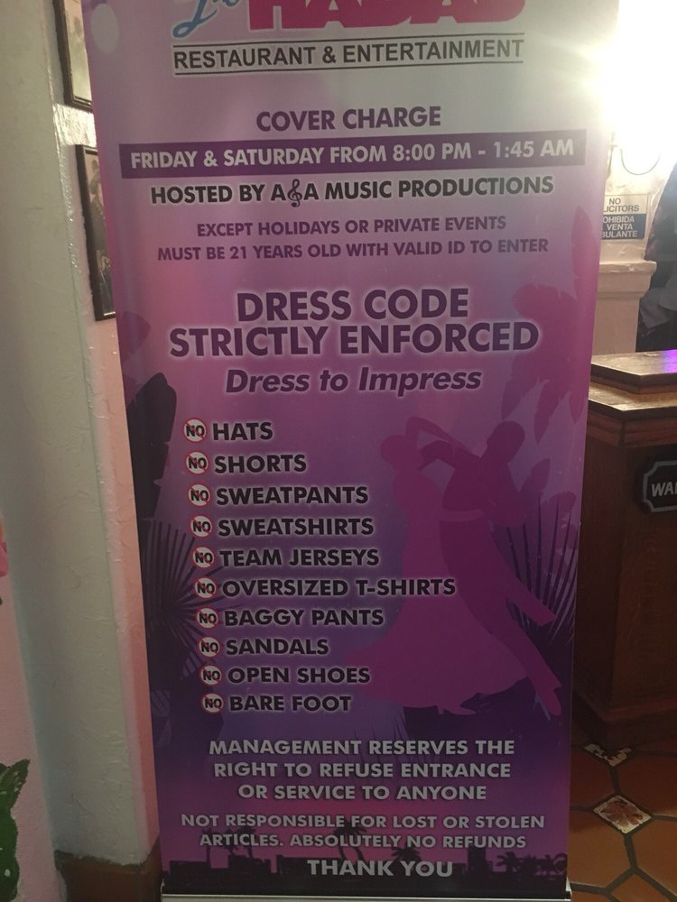 Photo Of Las Hadas Mexican Restaurant Northridge Ca United States Dress Code