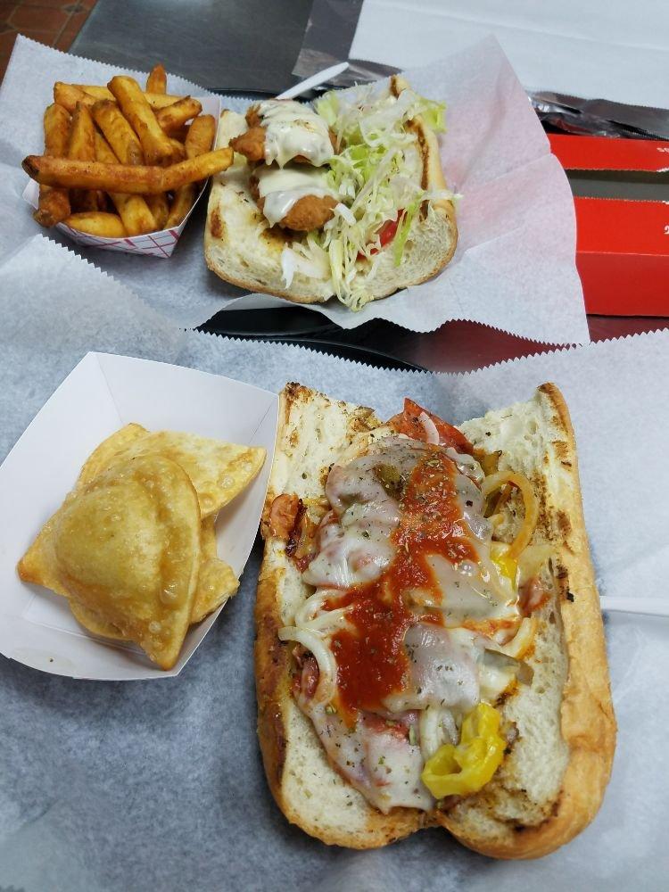 Delio's Deli Grille: 3360 Airport Rd, Allentown, PA