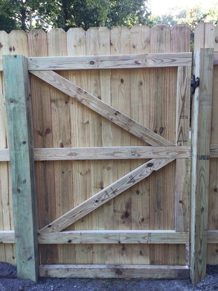 Armor Fence & Deck