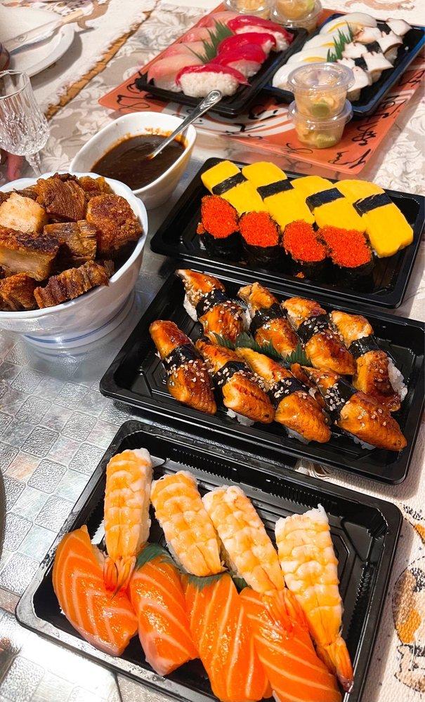 Onaga Sushi