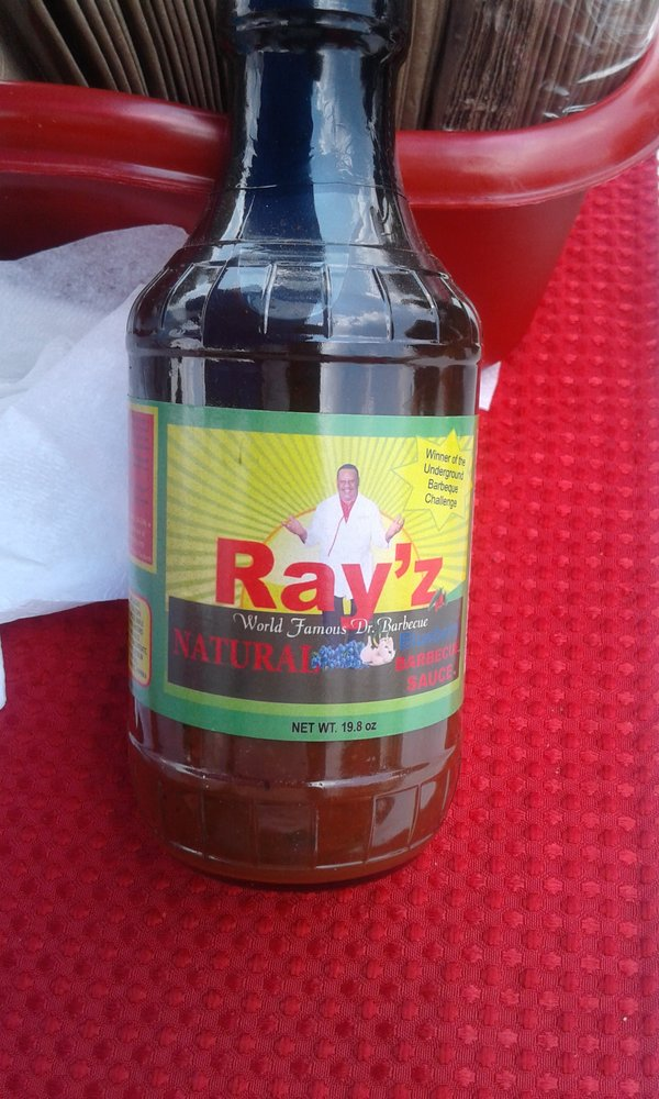 Ray'z World Famous BBQ: 1814 Main St, Franklin, LA