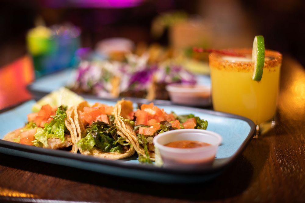 Food from Riviera Maya Taco & Tequila Bar