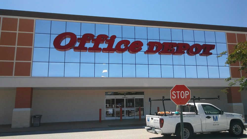 Office Depot: 10601 San Jose Blvd, Jacksonville, FL