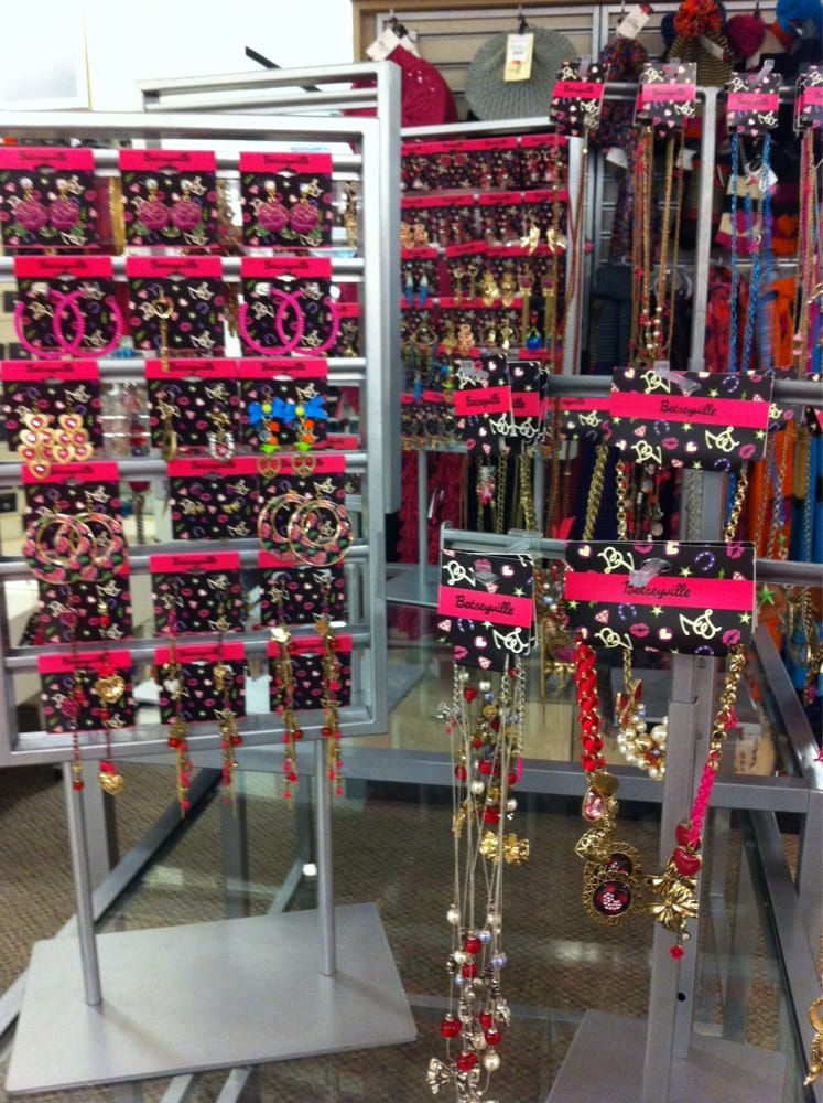 Betseyville by Betsey Johnson jewelry. All items under $20.! - Yelp