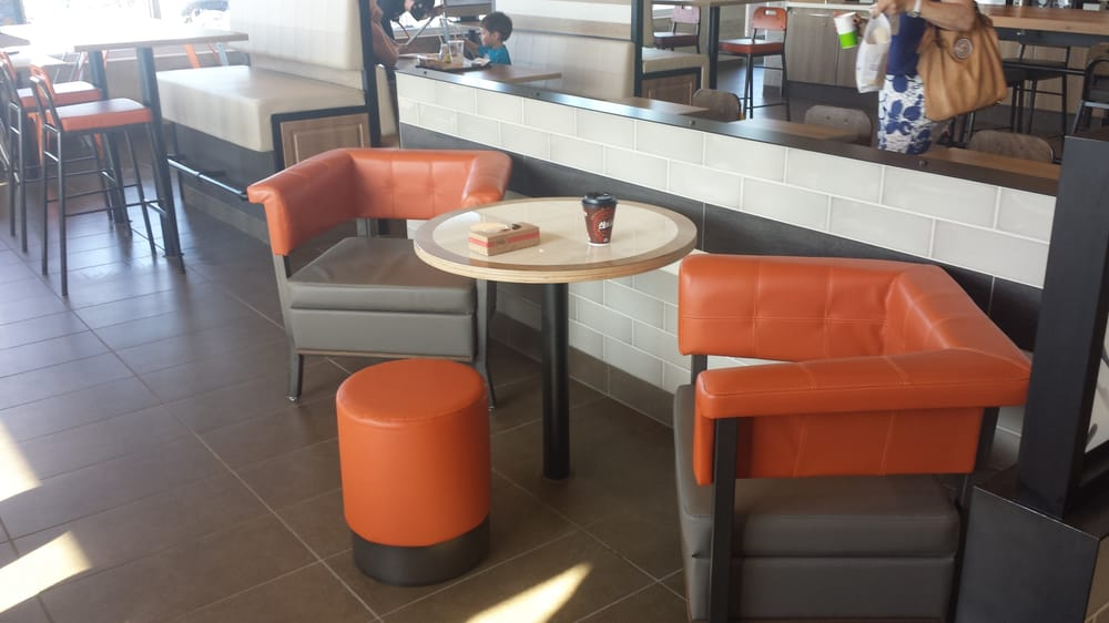Cafe Style Seating