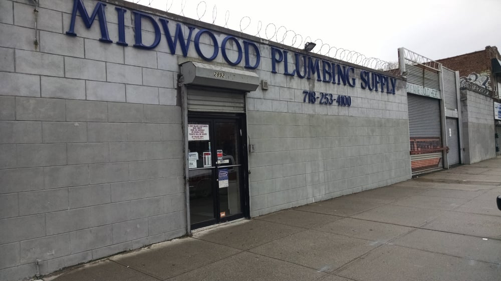 Midwood Plumbing & Heating Supply Inc.: 2892 Nostrand Ave, Brooklyn, NY