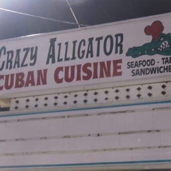 Alligator Restaurant Panama City Beach