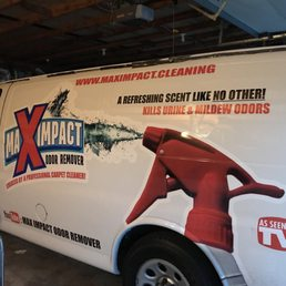 Photo of Max Impact Carpet Cleaning - Evesham Township, NJ, United States. We