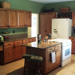 Re-A-Door Kitchen Cabinets Refacing - 46 Photos - Cabinetry - 2502 ...