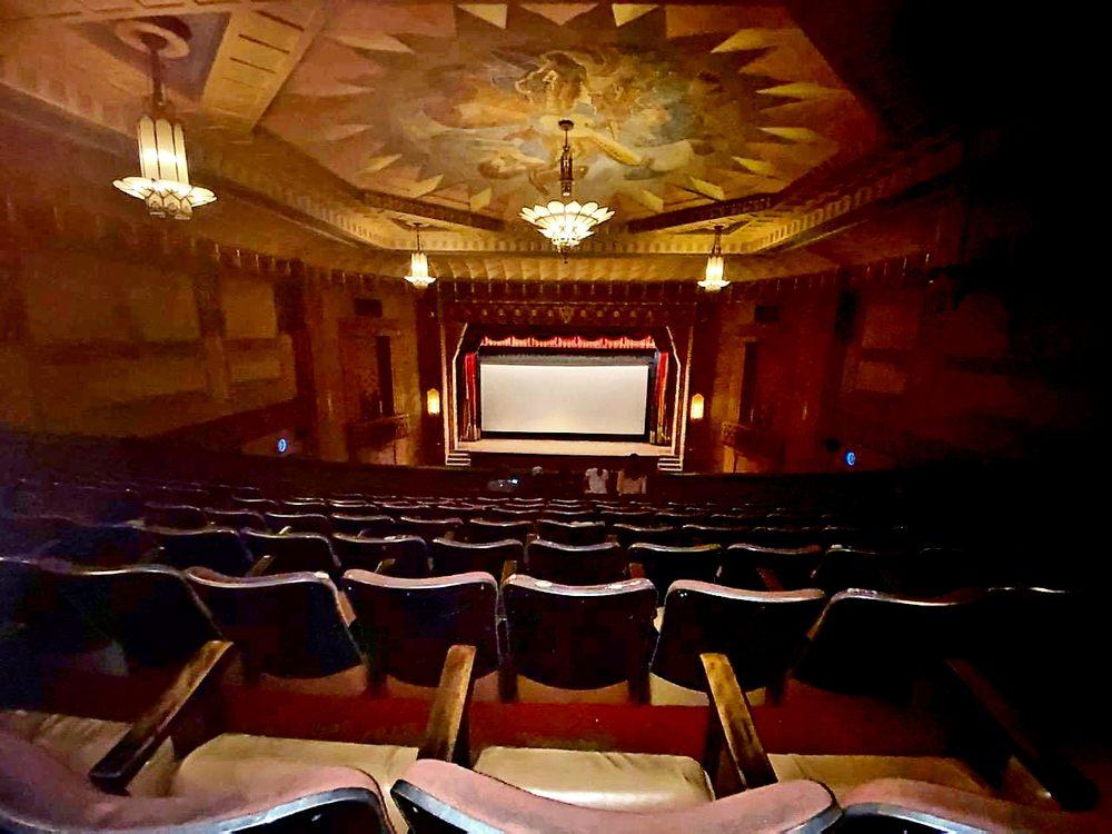 Washoe Theatre: 305 Main St, Anaconda, MT