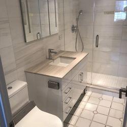 NYC Reno Photos Reviews Contractors Rego Park Queens - Bathroom contractors nyc