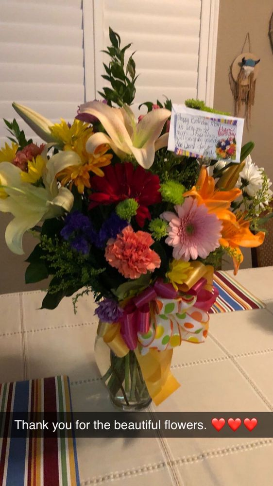 Twin City Florist: 309 W 2nd St, Calexico, CA