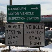 taking drivers test in nj