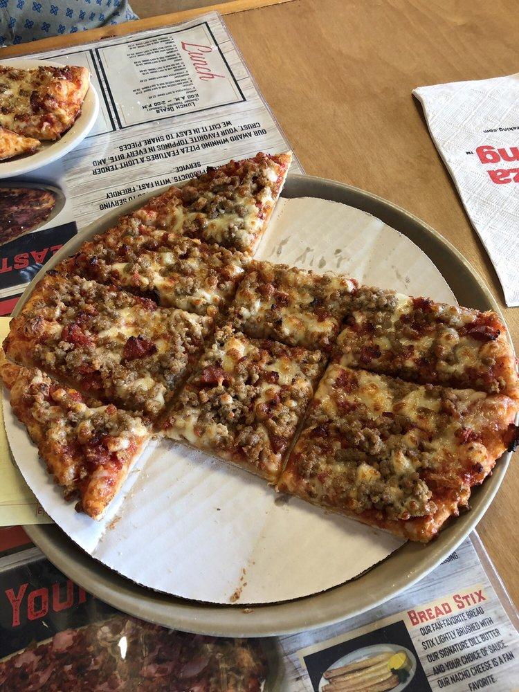 Pizza King: 6550 W Broadway, McCordsville, IN