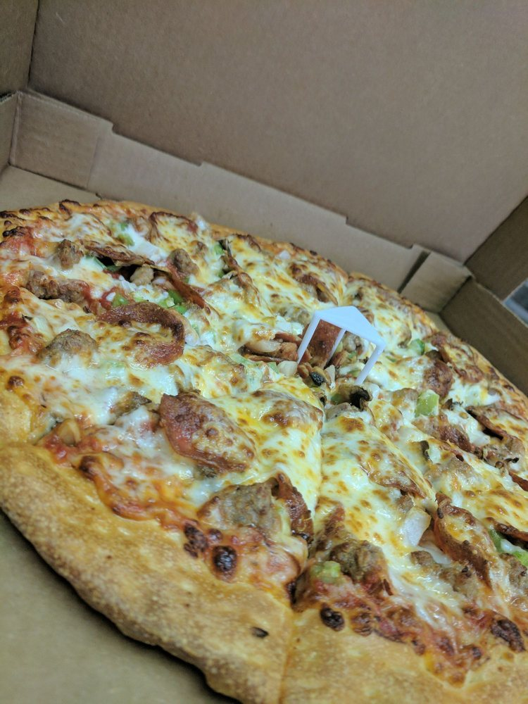 Stageline Pizza of Lakeside: 7220 US-93 S, Lakeside, MT