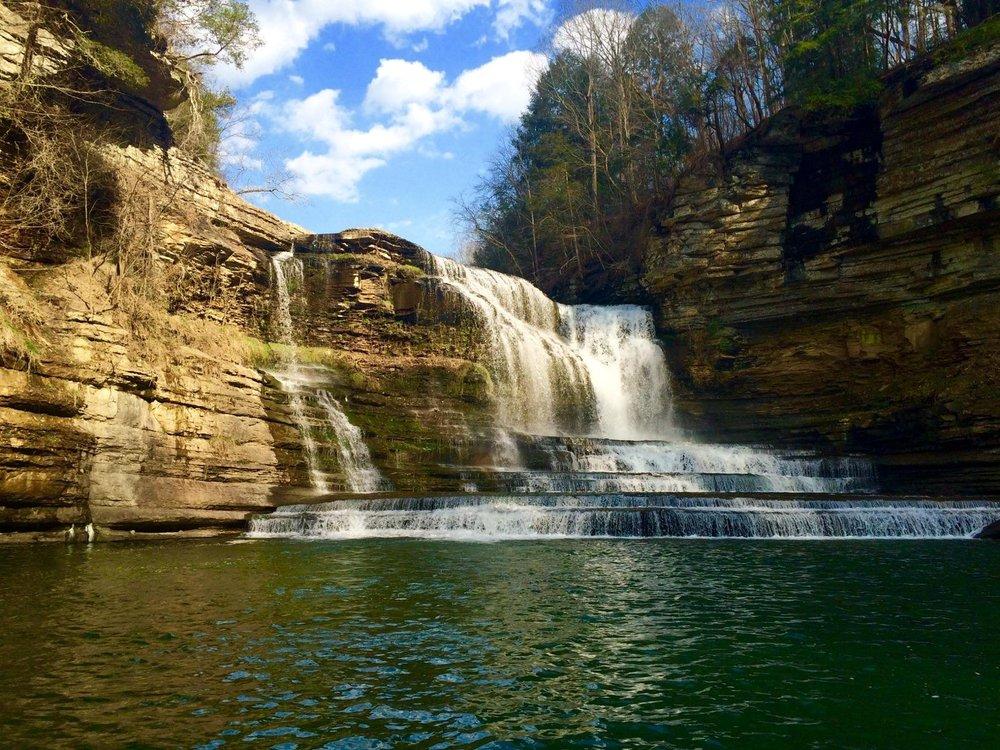 Cummins Falls State Park: 390 Cummins Falls Ln, Cookeville, TN