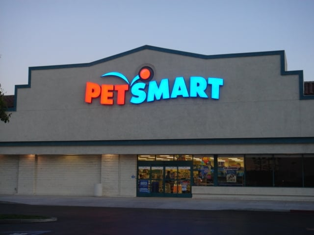 Petsmart Huntington Beach