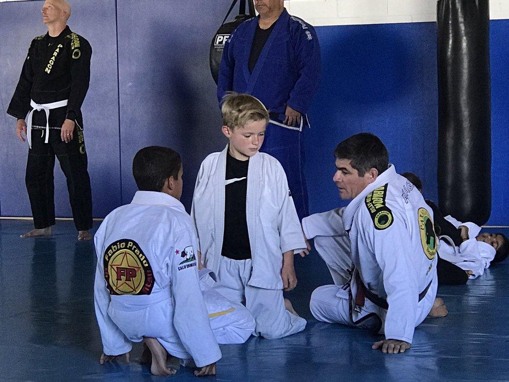 Paragon Brazilian Jiu Jitsu San Luis Obispo