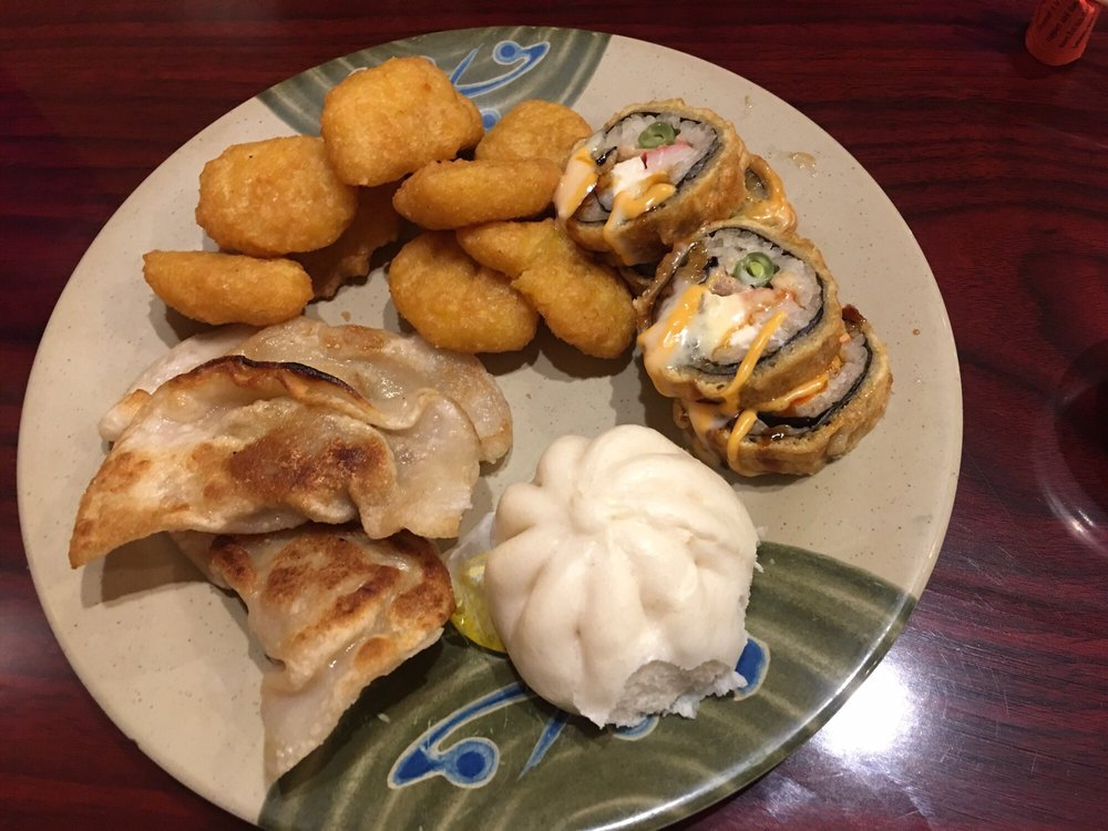 Asian Fusion Buffet: 117 Harbor Village Ln, Apollo Beach, FL