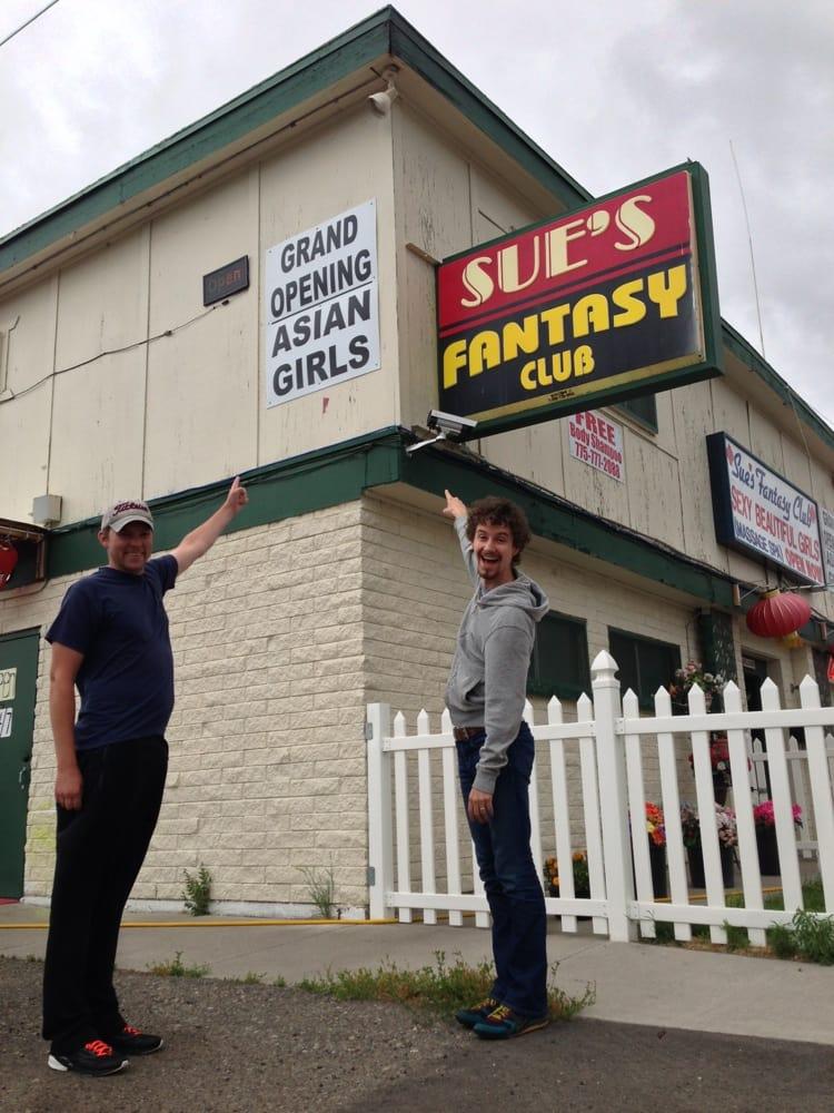 Sue's Fantasy Club: 175 S 3rd St, Elko, NV