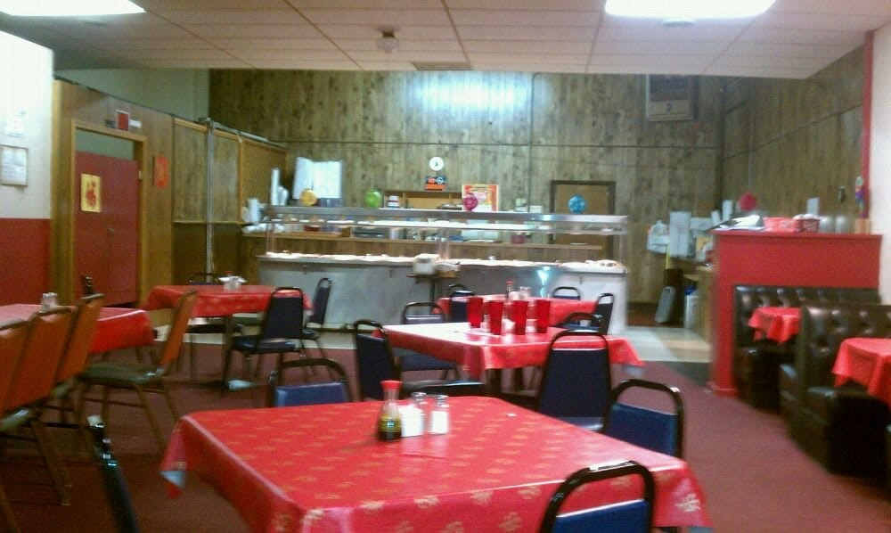 Chinese Restaurant: 115 W 5th Ave, Garnett, KS