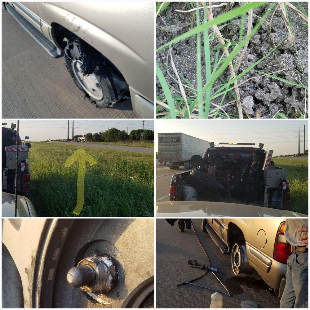 Emilio's Auto & Tire Shop: 1076 Ih 35 S, Abbott, TX