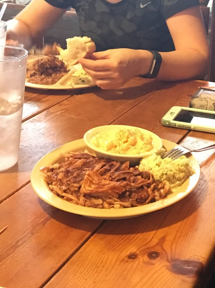 Two Brothers Bar-B-Que: 1695 Old Canton Rd, Ball Ground, GA