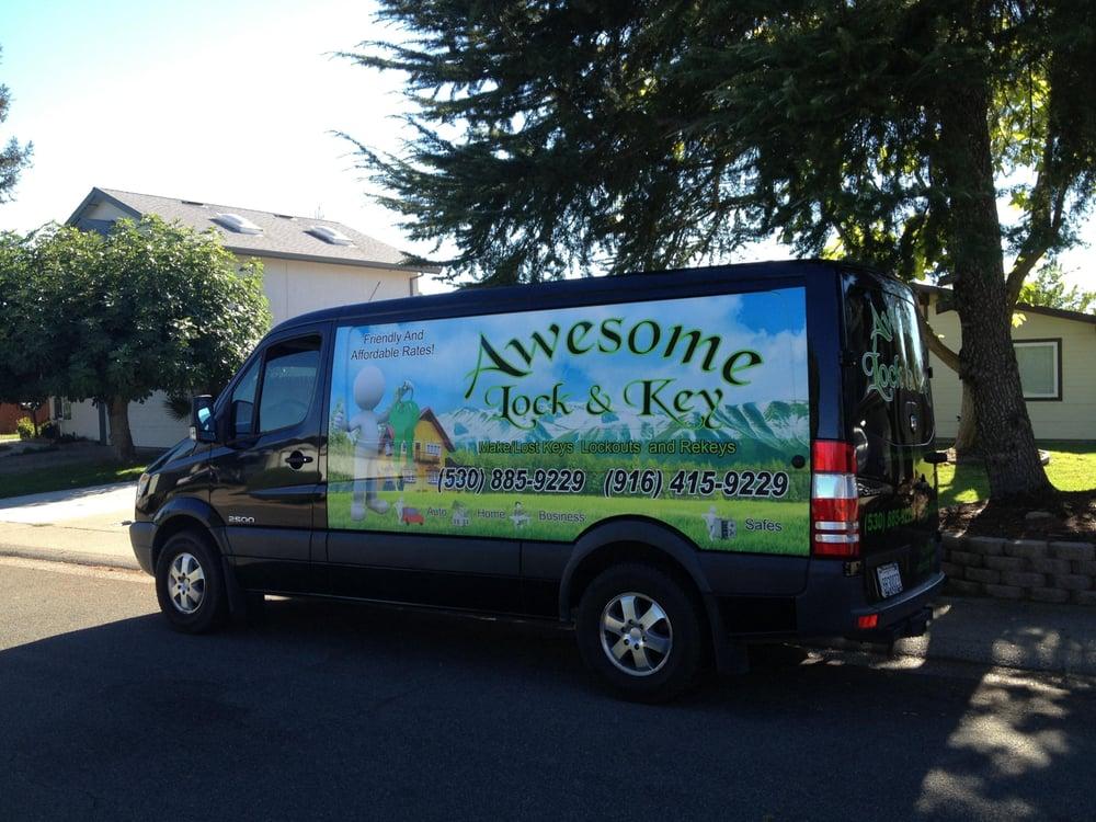 Awesome Lock & Key: 3037 Grass Valley Hwy, Auburn, CA