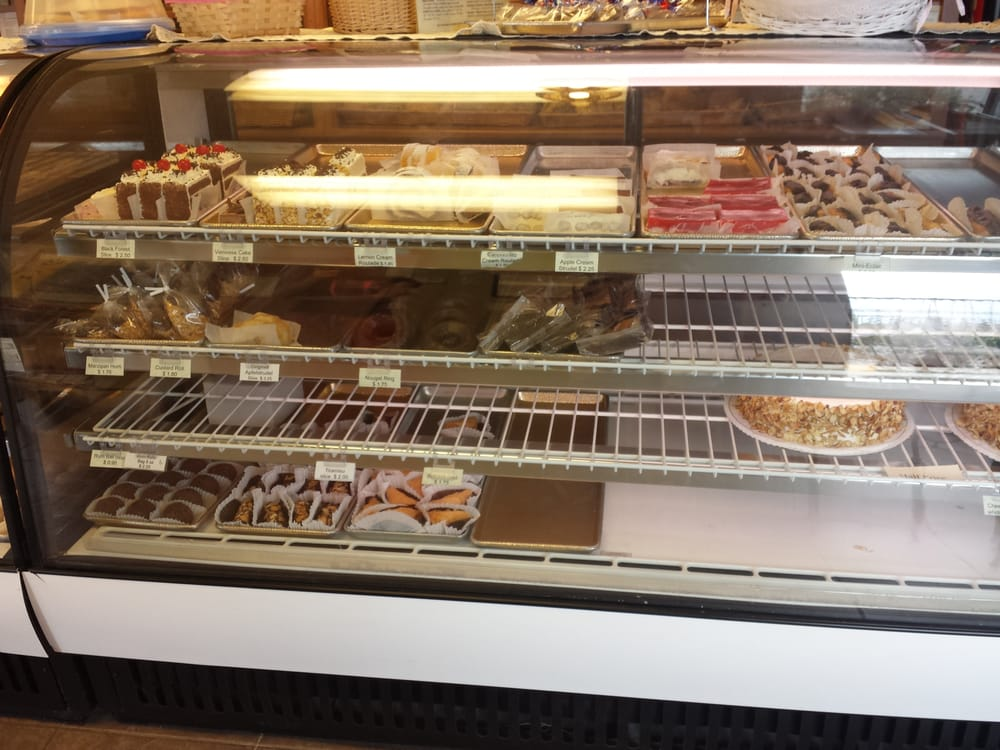 Huge Selection Of Pastries, Cakes, And Bread. Low Prices
