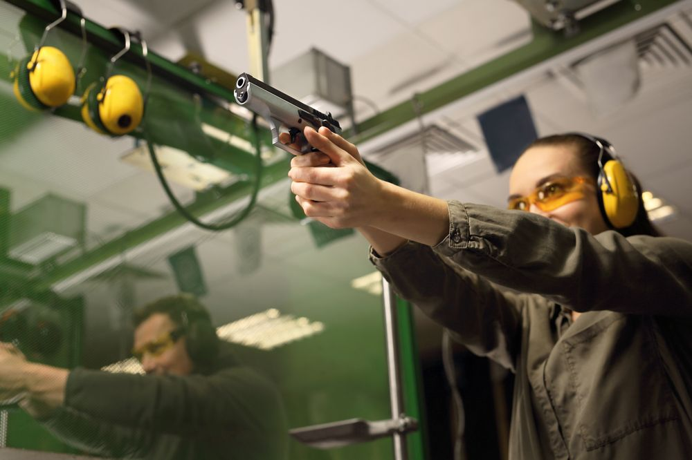 She-Bang! Handgun Training