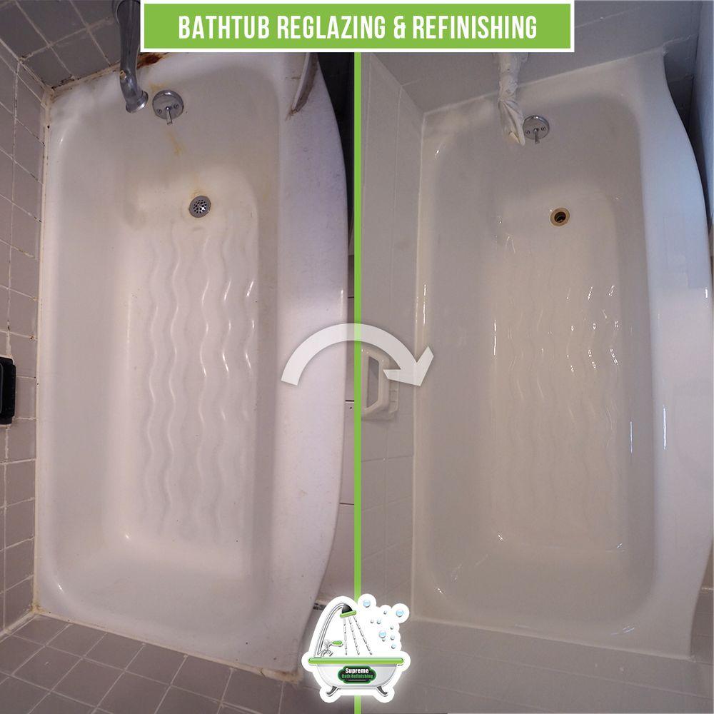 Supreme Bath Refinishing