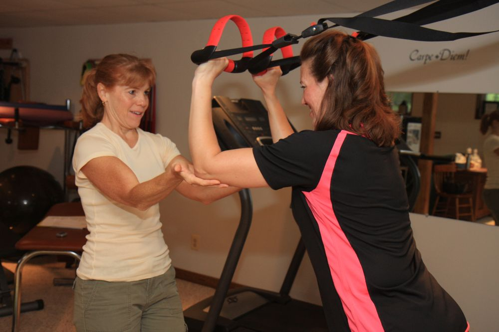 Social Spots from 2BFit Certified Personal Training