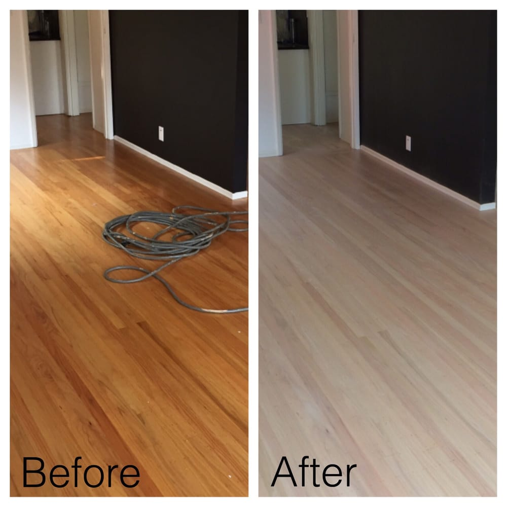 White Wash Oak Stain: From Red Oak To White Washed Floor. Can Not Say Enough