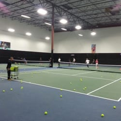 Photo Of Hampton Indoor Tennis Center   Riverside, CA, United States.  Cardio Tennis