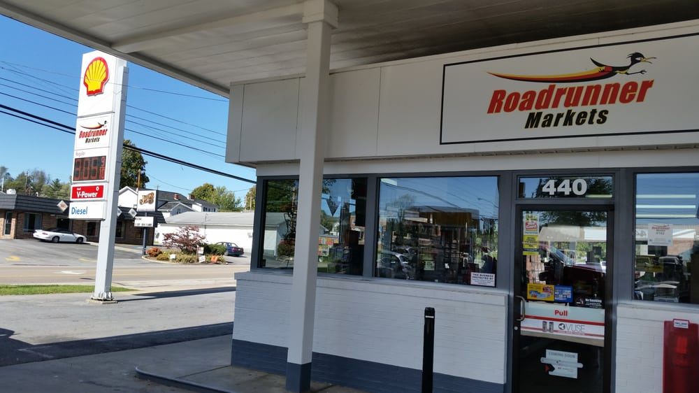 Shell/roadrunner Markets: 440 E Lee Hwy, Chilhowie, VA