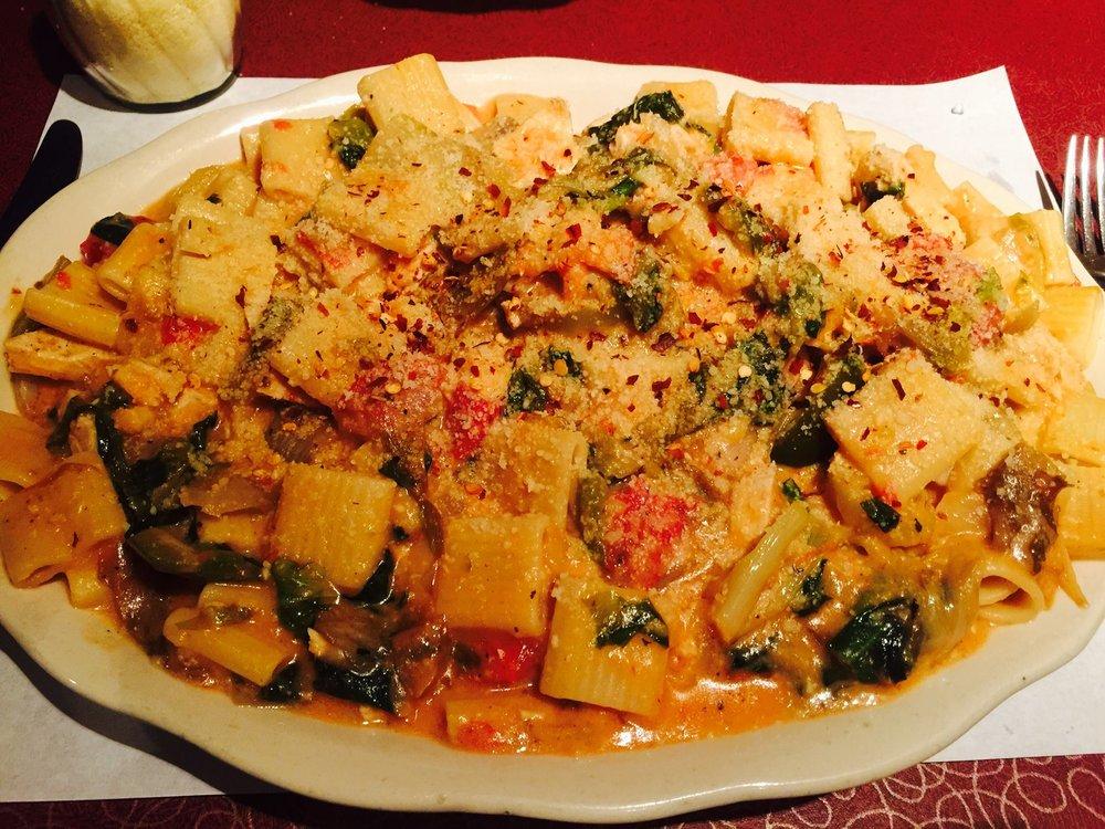 Italian Feast: 40 W Main St, Little Falls, NY