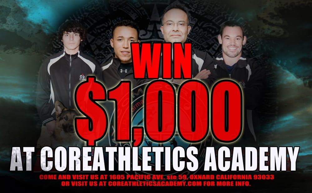 Coreathletics Academy: 2051 Cabot Pl, Oxnard, CA