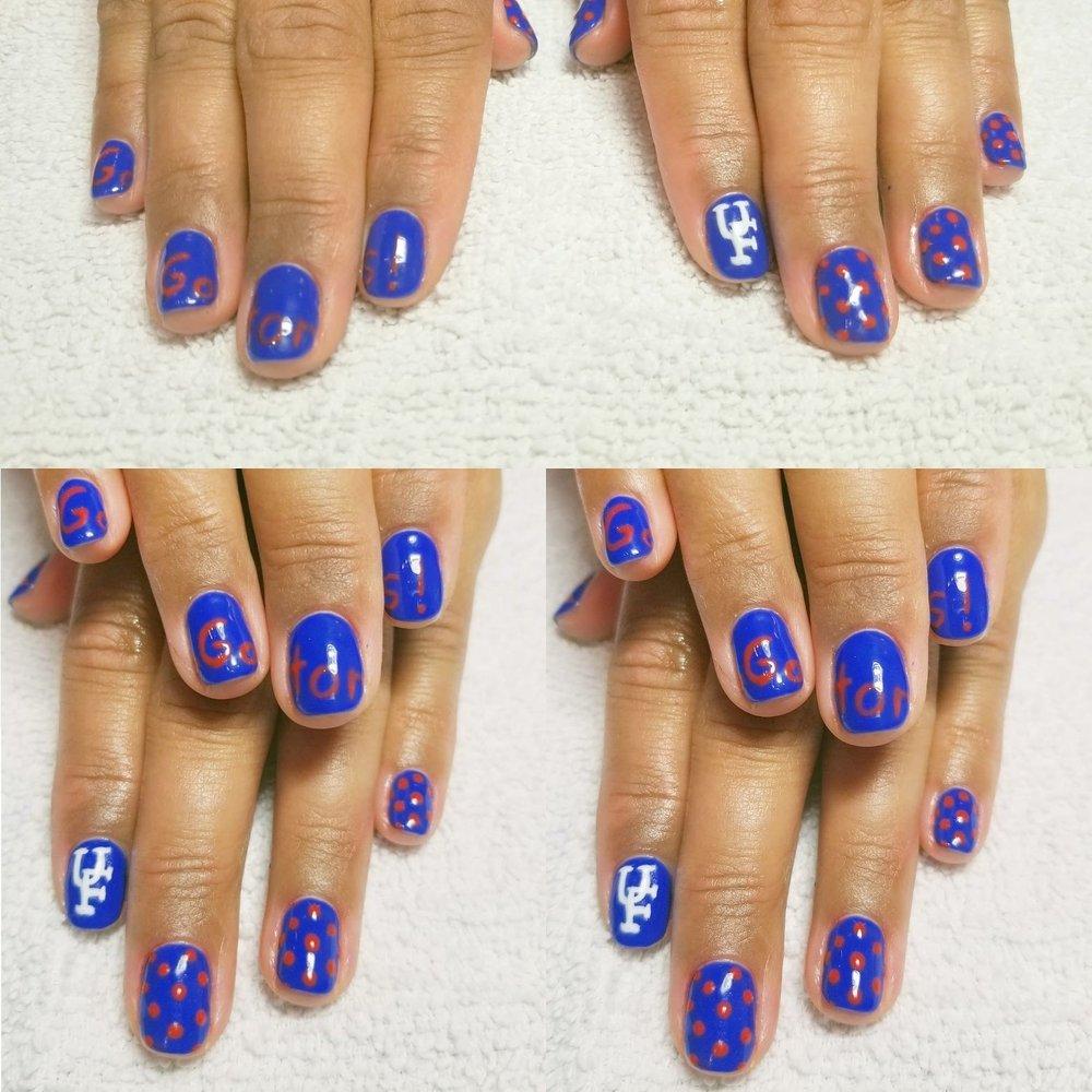 pedicure manicure brickell miami nail art spa feet day hair beauty ...