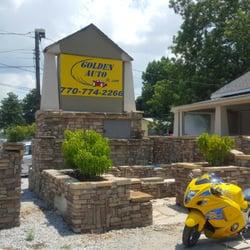 Car Dealerships In Union City Ga >> Golden Auto Used Car Dealers 4876 Jonesboro Rd Union