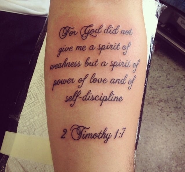 2 Timothy 17 By Colby Chesterfield Yelp