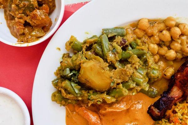 New Indian Cuisine - 895 Willow St, Willow Glen, San Jose